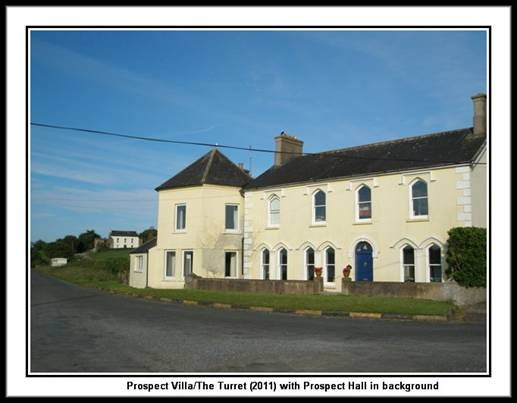 Houses of Kinsalebeg on